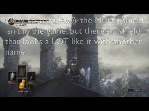 Let's Play Blind - Dark Souls 3! Part 30 The Capital's Taint