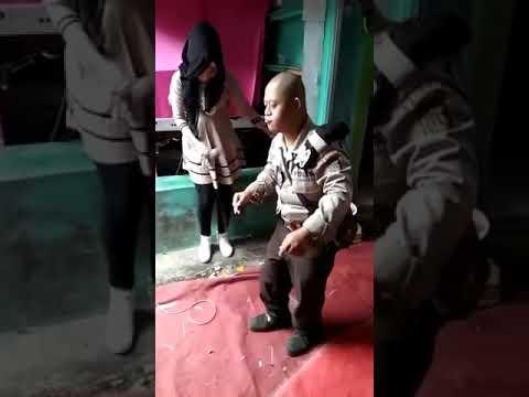Penampakan polisi gadungan