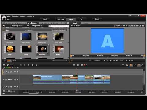 Audio-Srubbing in Pinnacle Studio 16 und 17 Video 44 von 114