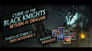 Drakensang Online - Halloween Event 2014 Dragan Party