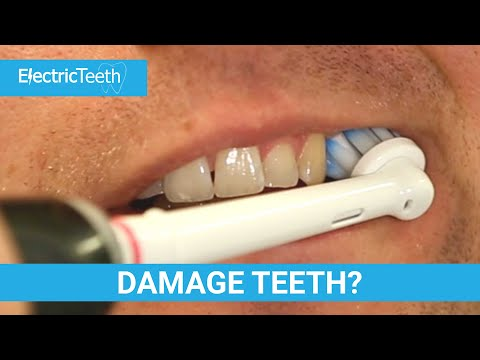 do-electric-toothbrushes-damage-teeth