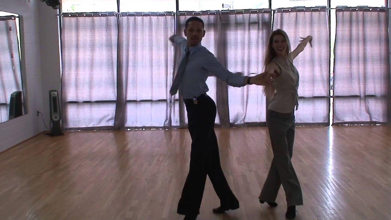 Savannah Ballroom Dance Studio Performs The Cha