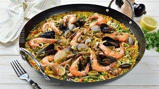 Paella cu fructe de mare (CC Eng Sub) | JamilaCuisine