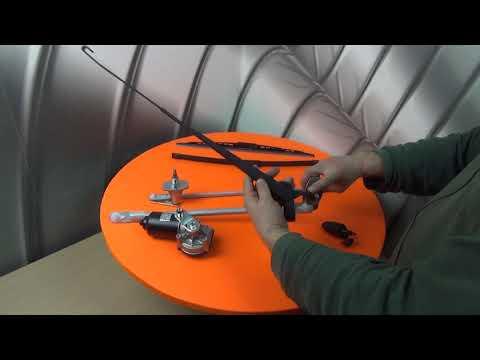 Механизм стеклоочистителя на  Портер 1