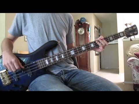 The Fixx - One Thing Leads to Another Bass Cover