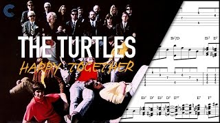 Tenor Sax - Happy Together - The Turtles - Sheet Music, Chords, & Vocals