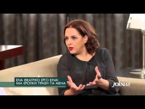Ελένη Ράντου Η συνέντευξη στη Νάνσυ Ζαμπέτογλου