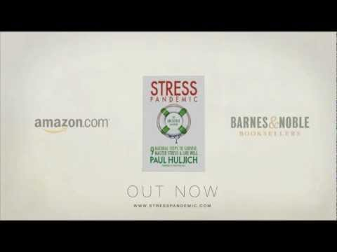 Stress Pandemic : The Lifestyle Solution - Interview with Paul Huljich