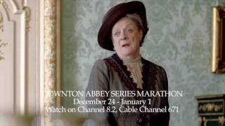 Downton Abbey Series Marathon - KPTS