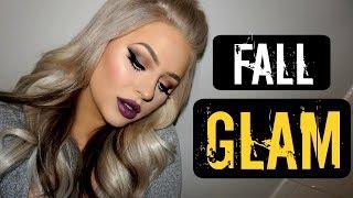 Fall Glam Makeup Tutorial 2017
