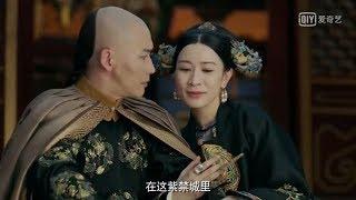 《延禧攻略》:高貴妃與嫻妃同時被燙傷,佘詩曼一句話顯示高情商