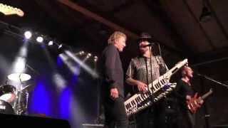 Manfred Mann`s Earth Band live. Greatest Hits Tour 2015. Losheim Ei...