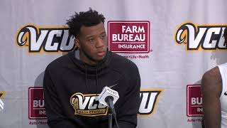 VCU Players Post Game vs. Virginia