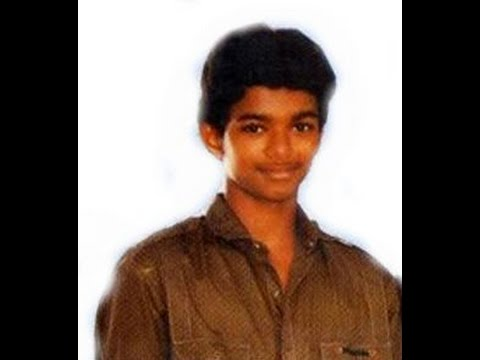 Tamil Actor Vijay Childhood Photos | Vijay Childhood Days