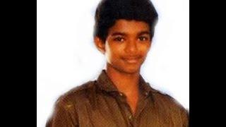 Tamil Actor Vijay Childhood Photos | Vijay Childhood Days