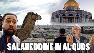 SPECIAL!! SALAHEDDINE IN  PALESTINA - ALQUDS