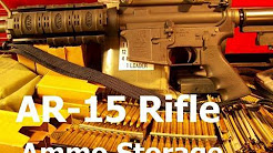 How to Store Your 223 ammo  for the AR-15