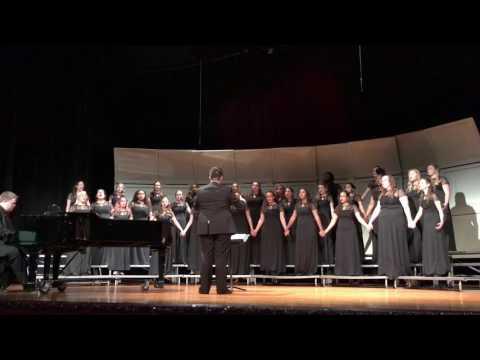Pine Ridge high school Christmas concert