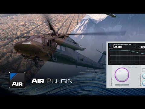 Air Plugin   Sound Particles