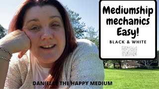 Black & White-Clairvoyance & Mediumship Development.