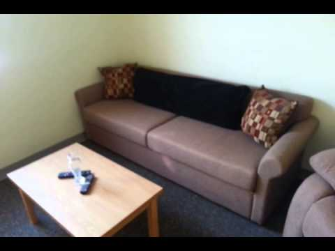 Osan SNCO Dorm New (Inside)