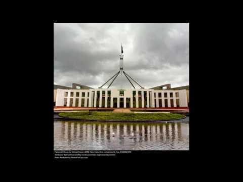 Separation of Powers - Australia