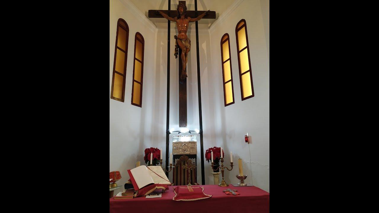 Documentar Biserica Greco-Catolică Sfântul Nicolae - Alicante