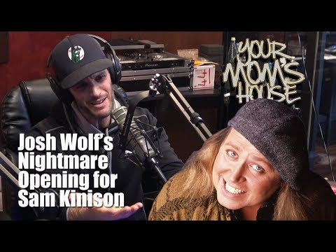 Josh Wolfs Nightmare Opening for Sam Kinison - YMH Highlight