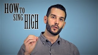 how to sing higher