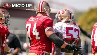 Mic'd Up: Best of the 49ers Offseason