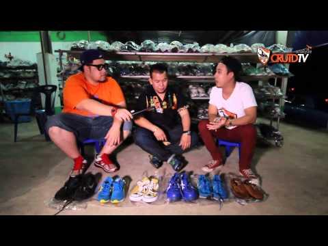 CRUTDTV ANALYZE - แนะนำร้านรองเท้ามือสองเกรด A ราคาสบายกระเป๋า กับ โจโจ้ และ หมีพู [EP13]