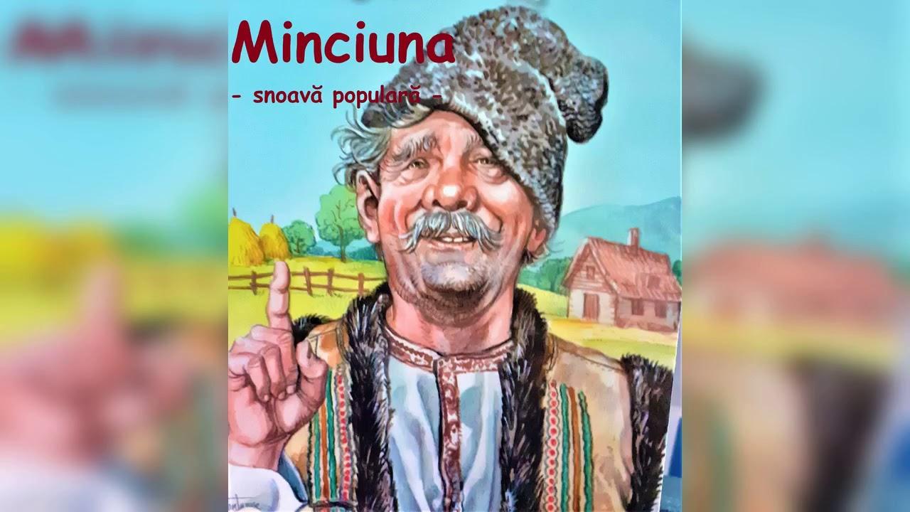 3.6 Bibliovaliza –  MINCIUNA – snoavă populară www.bjalba.ro