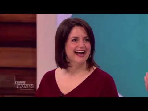 Janet Talks Welsh To Ruth Jones | Loose Women