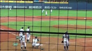 日本新薬 シートノック(第42回社会人野球日本選手権大会_161031)