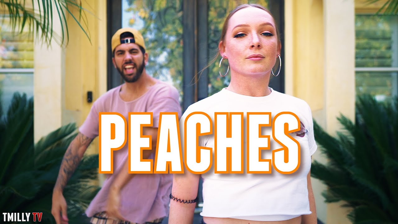 Justin Bieber - Peaches - Dance Choreography by Jake Kodish & Haley Fitzgerald