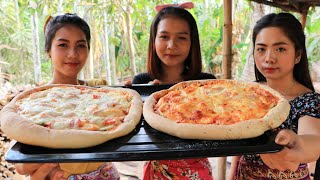 How to make pizza recipe