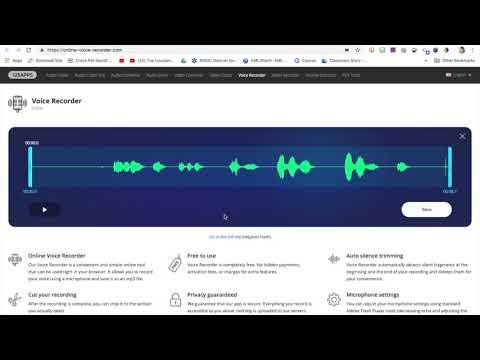 Recording and Adding Scene Narration in Tour Creator