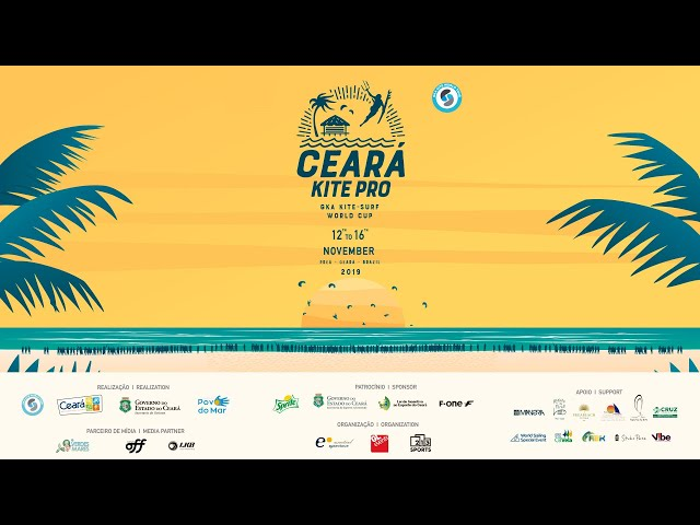 GKA KITE-SURF WORLD CUP PREA, BRAZIL | THE FINAL KITESURF STOP 2019