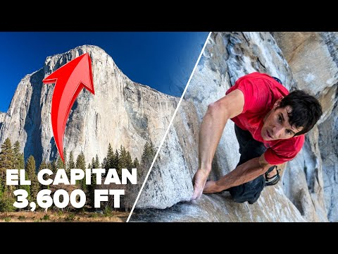 First Person To Climb El Capitan Without A Rope Answers Fan Questions (Featuring Alex Honnold)