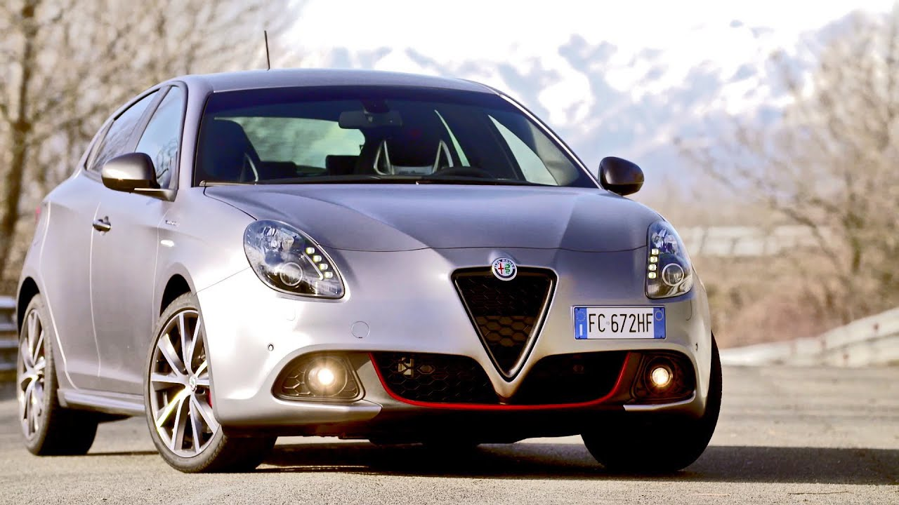 2016 alfa giulietta veloce 240hp design and driving. Black Bedroom Furniture Sets. Home Design Ideas