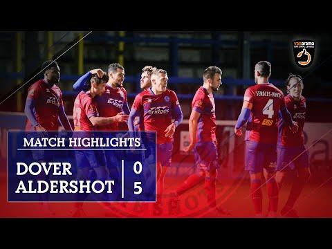 Dover Ath. Aldershot Goals And Highlights