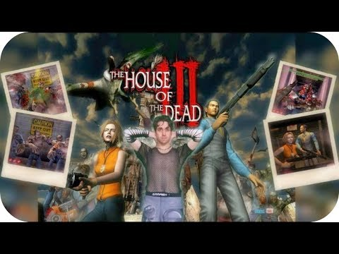 The House Of The Dead 3 1 CREDIT RUN with SS rank !!! (PC Fu