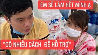 Anh Khương Dừa chỉ dạy Nguyễn Thị Ngân cách hỗ trợ công ty mà anh Color Man không thể từ chối?
