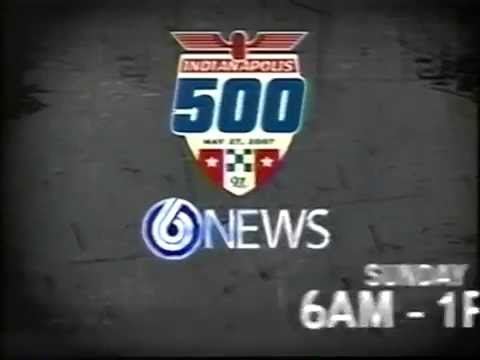 May 1997 - WRTV Promo for Indianapolis 500 Race Coverage