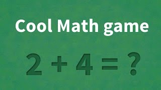 Cool Math Games - application android