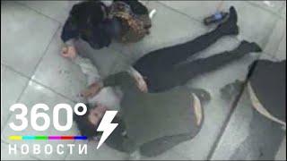Смотреть видео В Москве выясняют обстоятельства ЧП, где насмерть разбилась женщина онлайн