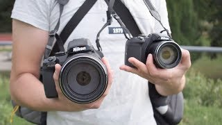 Nikon Coolpix P1000 vs Coolpix B700 – Which One is Better?