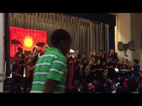 Can You Feel the Love Tonight Oakhurst STEAM Academy