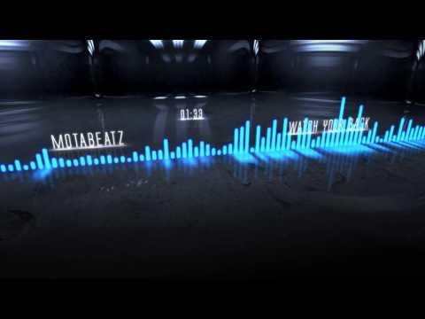 Dark Industrial Rap Beat Instrumental - Watch Your Back - www.motabeatz.com