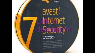 Avast Internet Security 7.0.1474  License Work 100%..